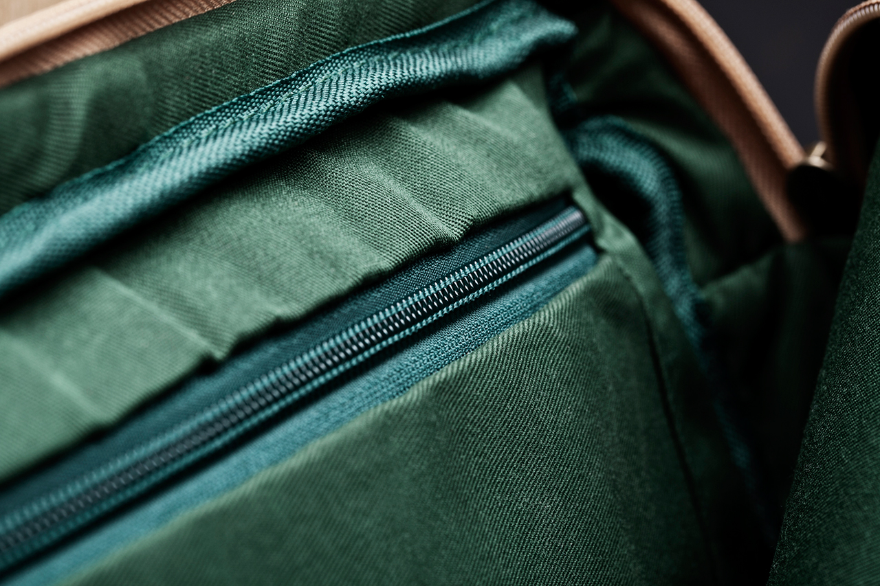 NIFTEEN Dual Double Layer Backpack