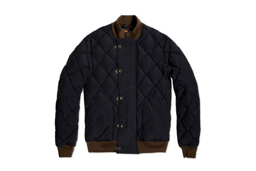 Nigel Cabourn x Eddie Bauer 2013 Fall/Winter Collection