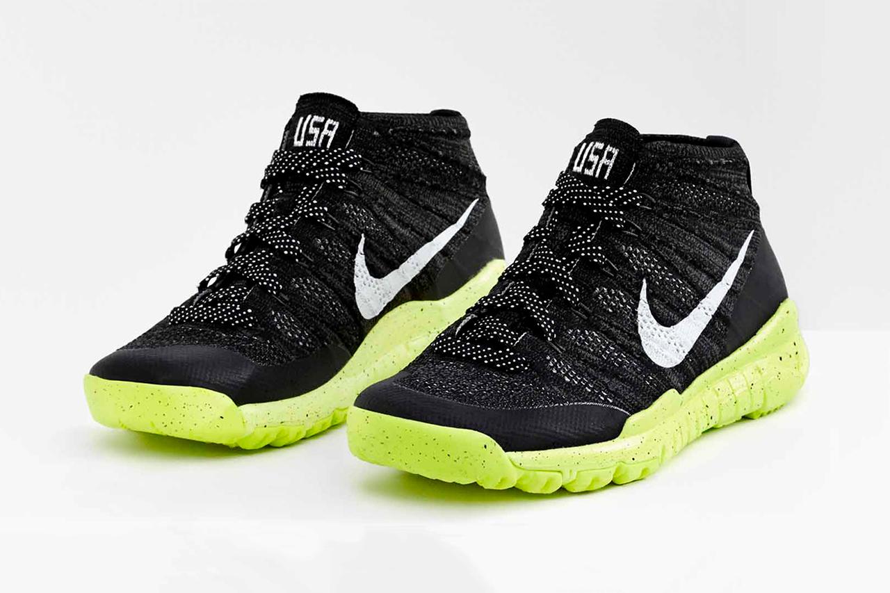 Nike 2014 Flyknit Chukka Trainer FSB