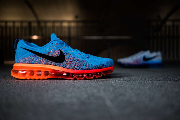 Nike 2014 Spring Flyknit Air Max Collection