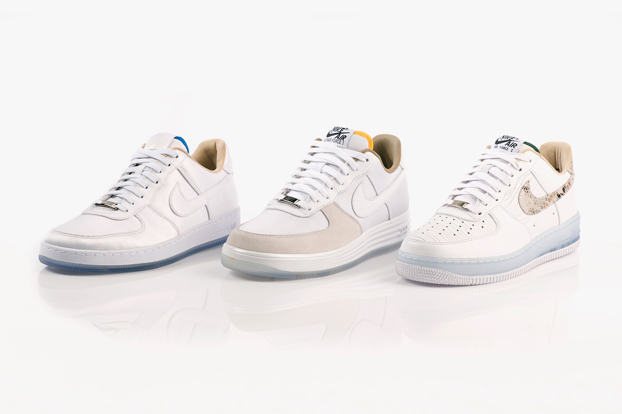 nike air force 1 brazil pack