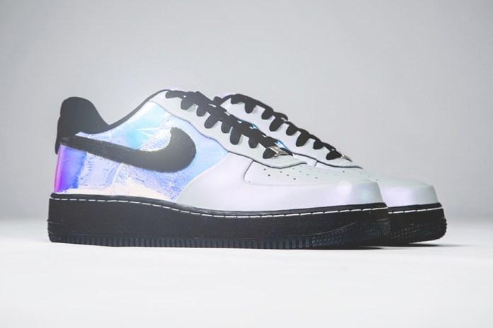 Nike Air Force 1 Low CMFT PRM Hologram
