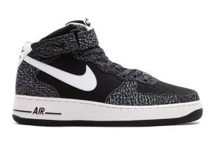 Nike Air Force 1 Mid '07 Black/White