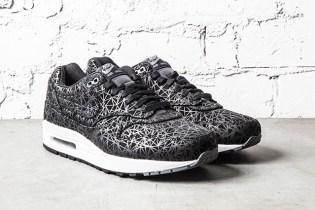 "Nike Air Max 1 PRM ""Geometric Black"""