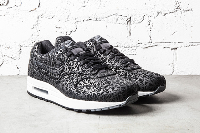 "Nike Air Max 1 PRM ""Geometric Black"""