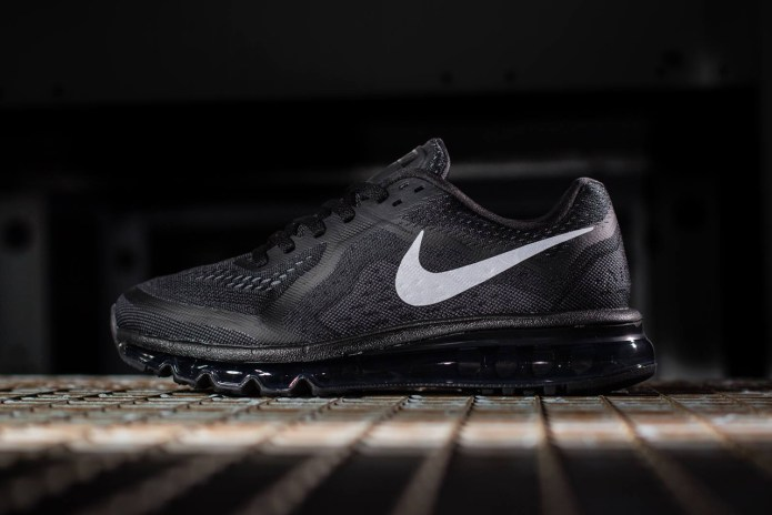Nike Air Max 2014 Black/Reflective Silver