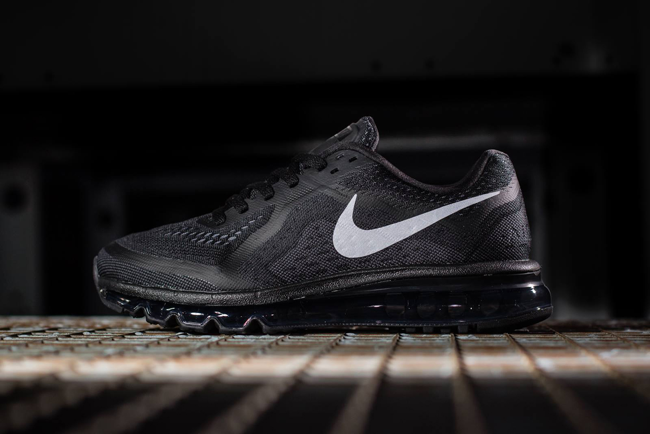 Nike Air Max 2014 Black/Reflective Silver