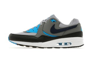 Nike Air Max Light Base Grey/Dark Obsidian JD Sports Exclusive