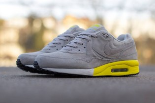 Nike Air Max Light Premium Light Iron/Medium Grey-Summit White