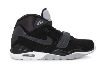 Nike Air Trainer SC II Black/Grey/White