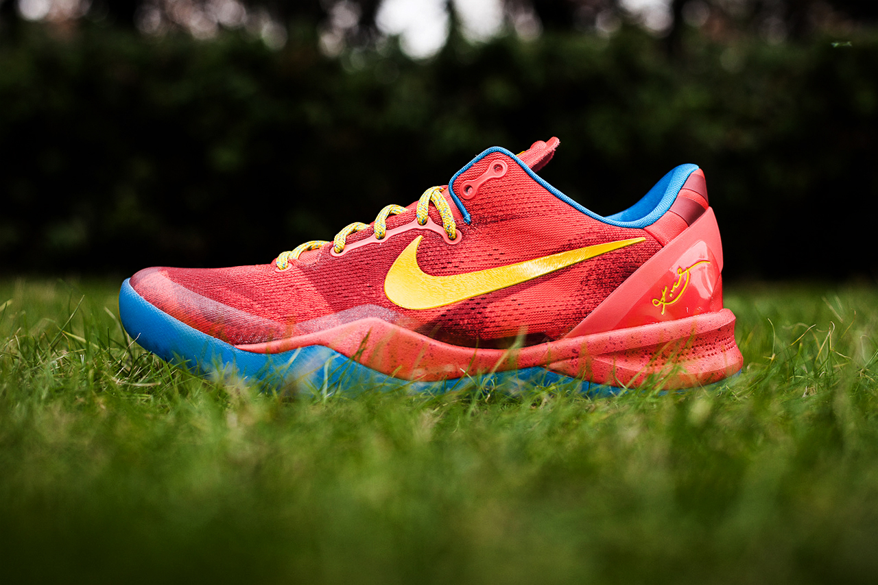 "Nike Kobe 8 System ""Year of the Horse"""