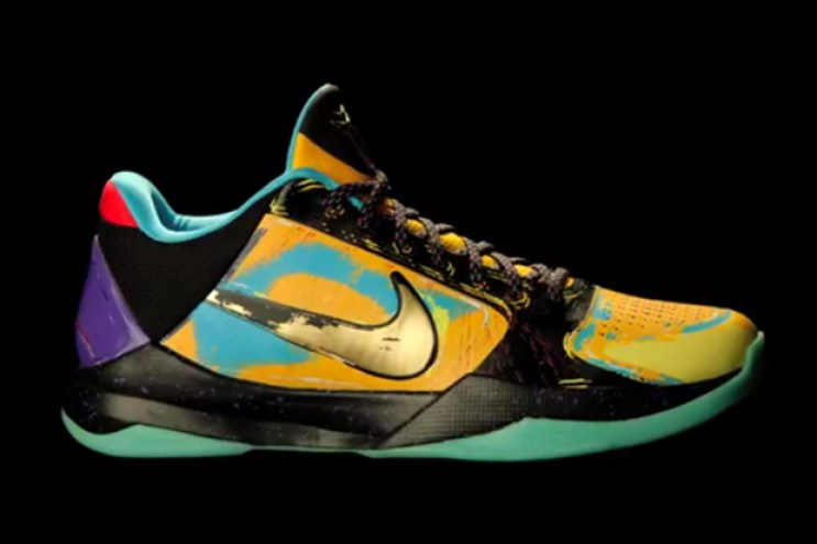 Kobe Bryant  Shoe History  Sneaker Pics and Commercials