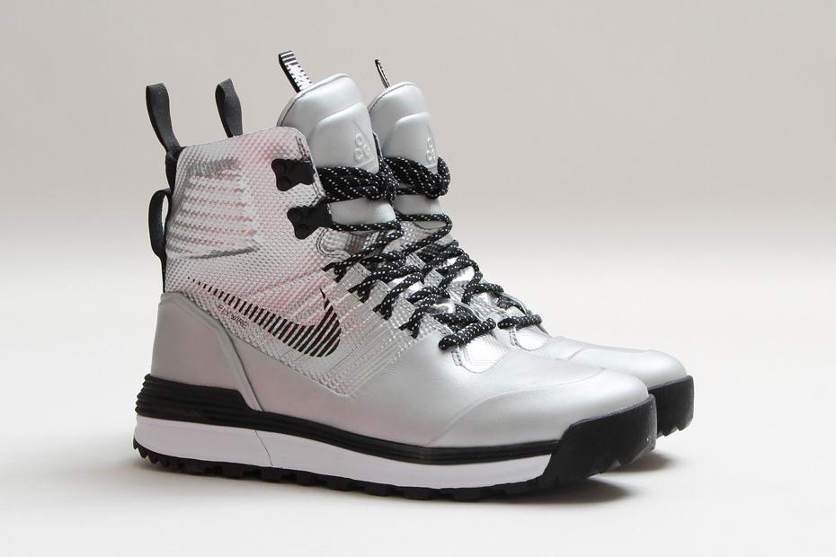 "Nike LunarTerra Arktos QS ""Metallic Silver"""