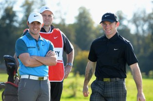 Nike Pits Wayne Rooney Against Golf's Rory McIlroy in the Launch of the Ordem Ball