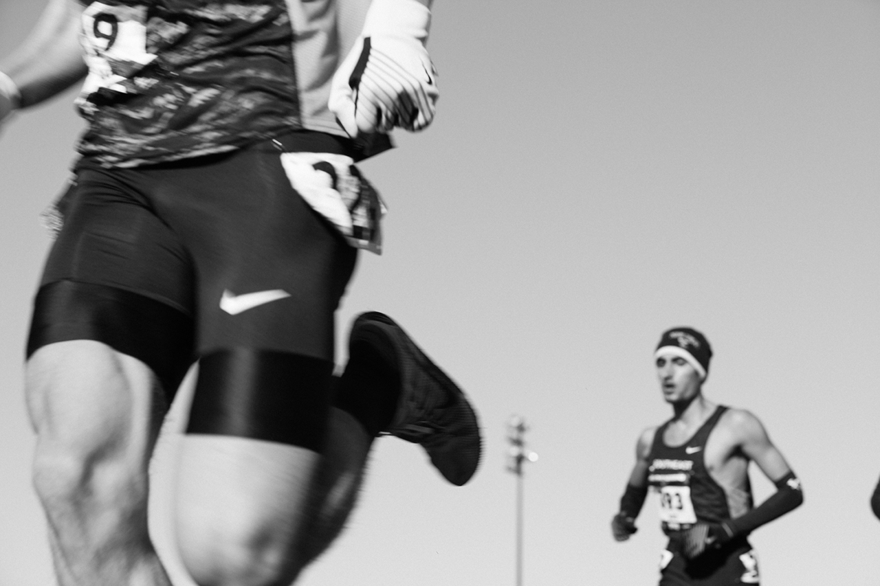 """""""FUTURE CHAMPIONS"""": Moments from the 2013 Nike Cross Nationals by Jerry Buttles"""