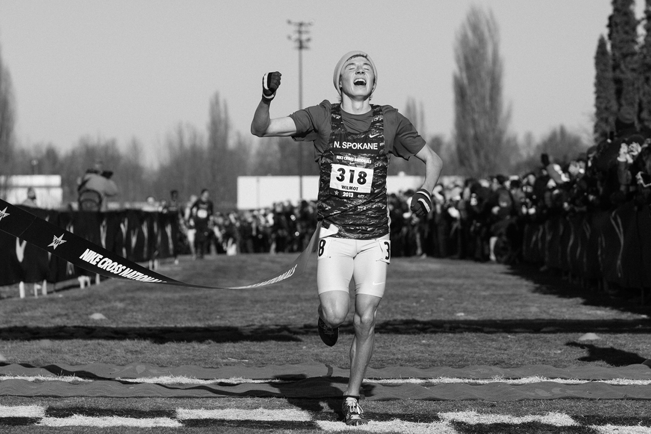 future champions moments from the 2013 nike cross nationals by jerry buttles
