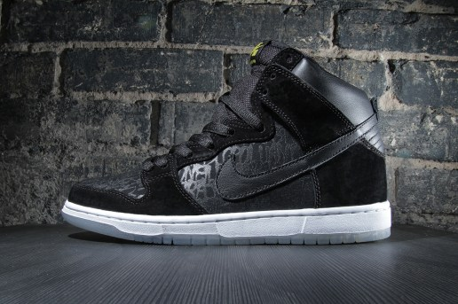 "Neckface x Nike SB Dunk High Pro ""Chronicles 2"""