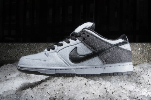 "Nike SB Dunk Low Premium ""Wolf Grey"""