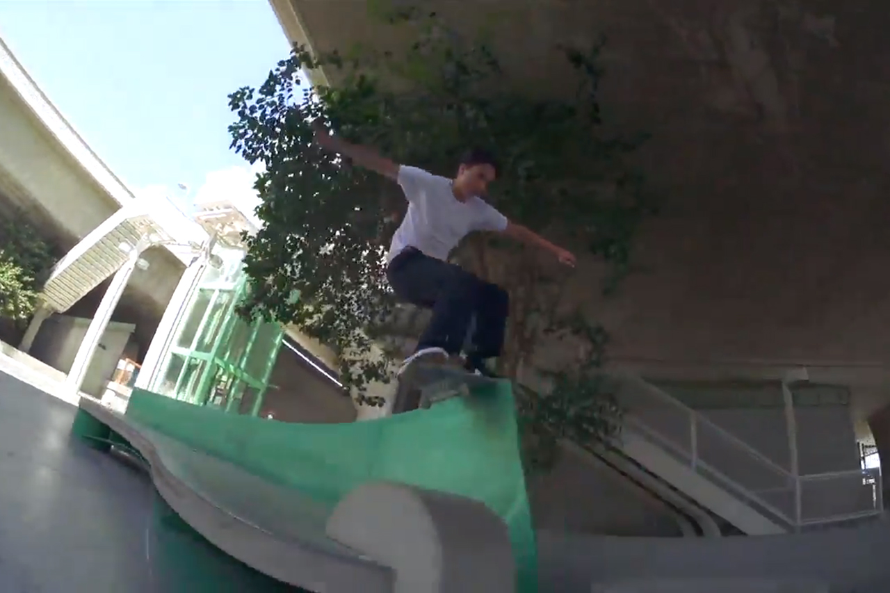 Nike SB Releases SB Chronicles Vol. 2 on YouTube