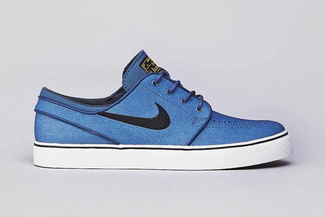 Nike SB Zoom Stefan Janoski New Slate – Varsity Maize – Black