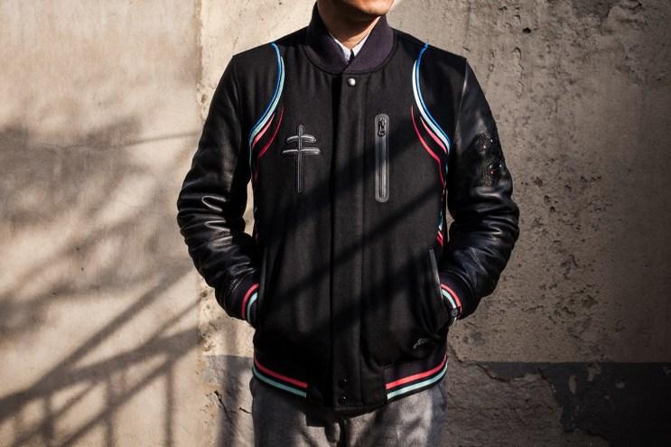"Nike Sportswear 2014 ""Year of the Horse"" Destroyer Jacket"