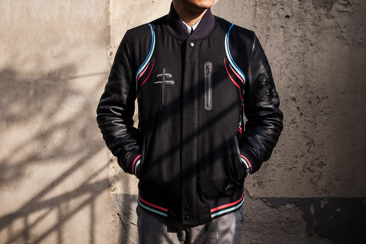 "Nike Sportswear 2014 ""Year of the Horse"" Destroyer Jacket"
