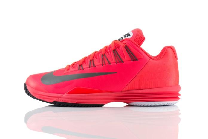Nike Tennis Debuts New Lunar Ballistec
