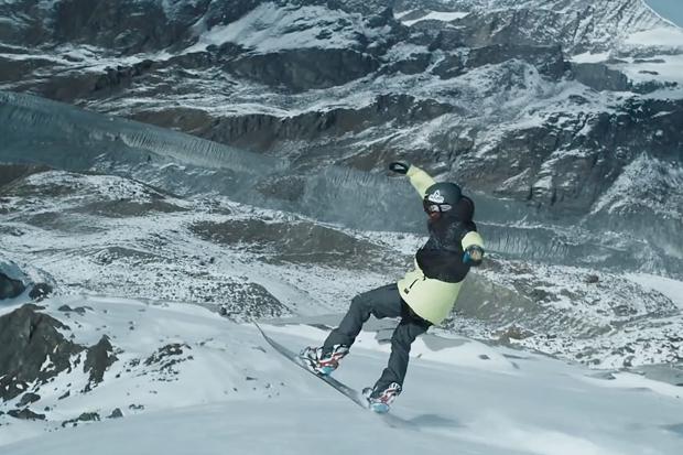 "Nike ""Winning in a Winter Wonderland"" Commercial"
