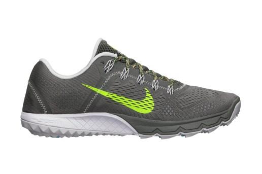 Nike Zoom Terra Kiger Mercury Grey/Volt