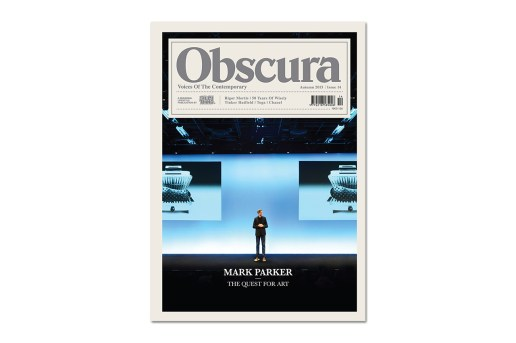 Obscura Magazine 2013 Fall Issue 14