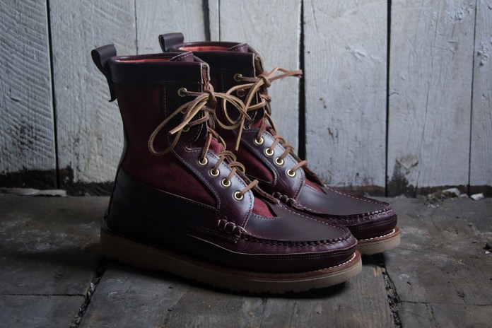 Off The Hook x New England Outerwear Hunting Boot