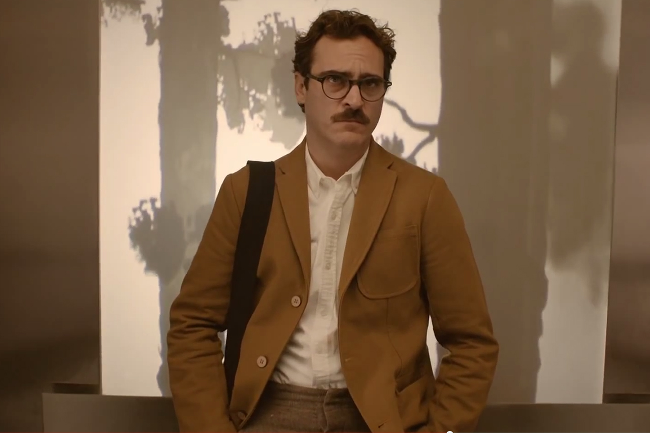 Official Second Trailer for 'Her'