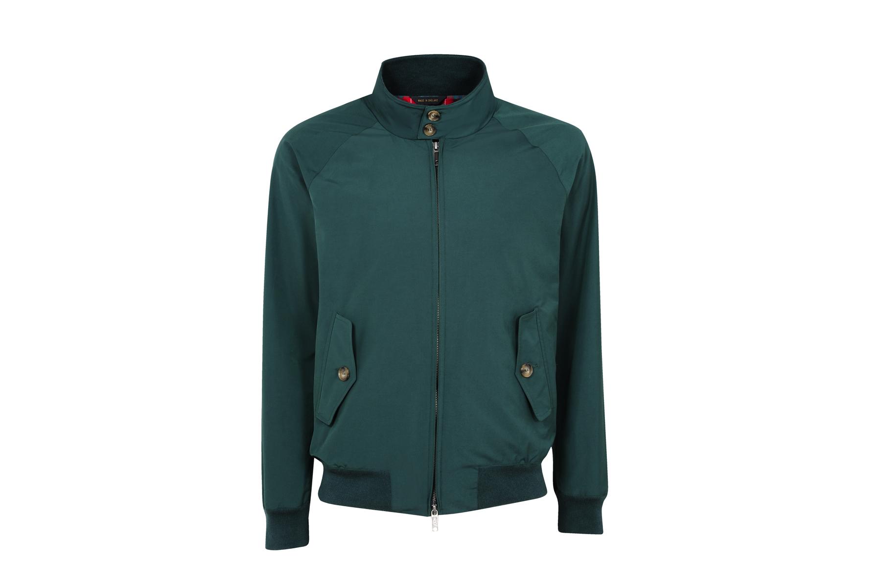 Oi Polloi x Baracuta G9 Harrington Jacket