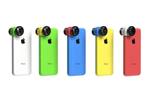 Olloclip 3-in-1 Lens For iPhone 5c