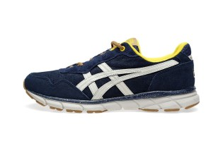 "Onitsuka Tiger Harandia ""Bering Sea and Tigers Eye"""