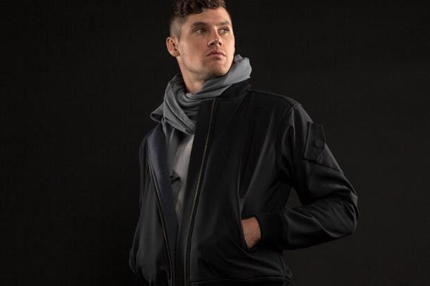 outlier 4x4 merino scarf