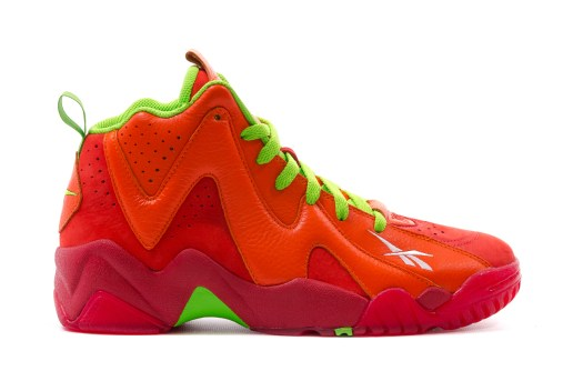 "Packer Shoes x Reebok Kamikaze II ""Chili Pepper"""