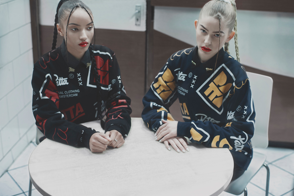 "Patta 2013 Fall/Winter ""#SSS Ladies"" Editorial"