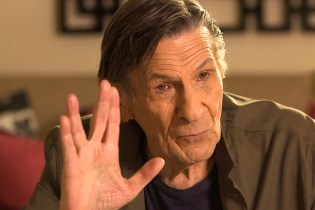 Pharrell Interviews Leonard Nimoy for ARTST TLK