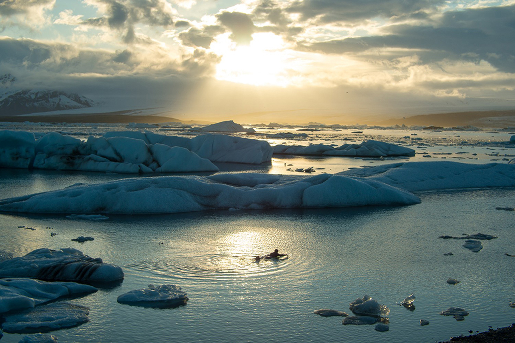 Surfing in Iceland and Russia with Photographer Chris Burkard