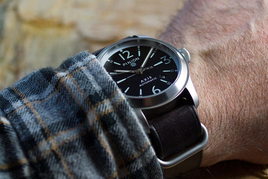 Pinion Watch Company Axis Automatic