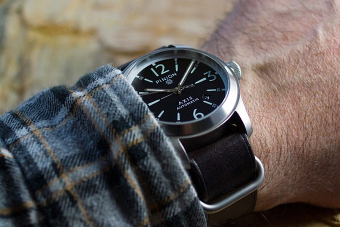 Pinion Watch Company Axis Automatic