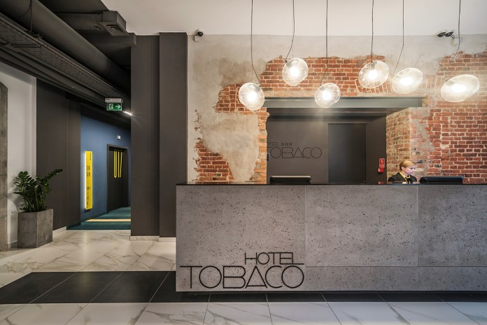 Poland's Tobaco Hotel by EC-5