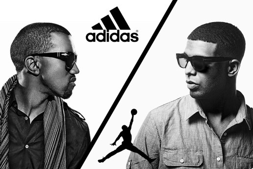 Polls: Kanye West Signs with adidas & Drake with Jordan Brand - Who Came Out On Top?