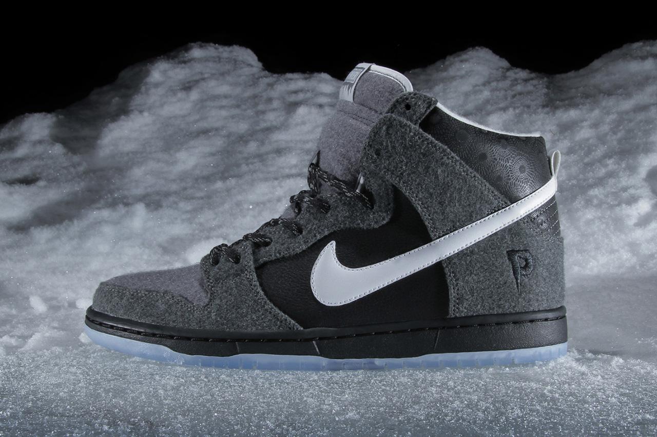 """Premier x Nike SB Dunk High Pro """"Premier SE"""""""