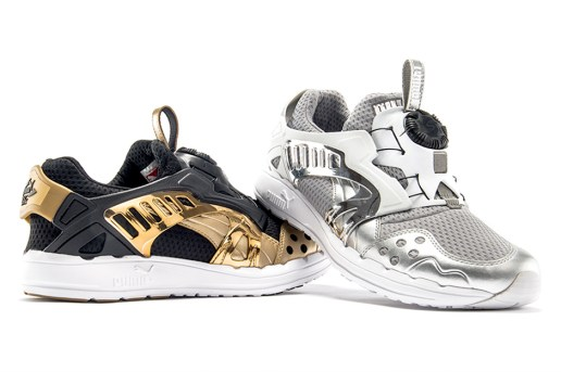 "PUMA Disc Blaze Lite ""New Year's Eve"" Pack"