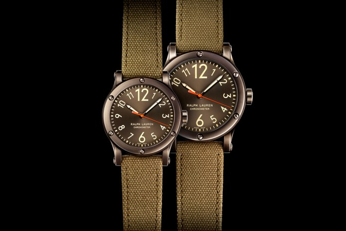 Ralph Lauren RL67 Chronometer 39mm