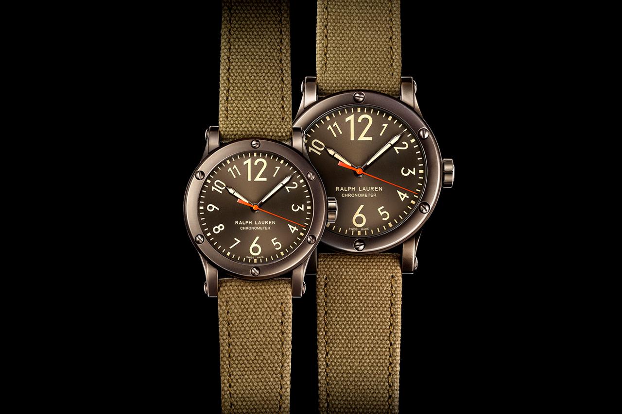 ralph lauren rl67 chronometer 39mm