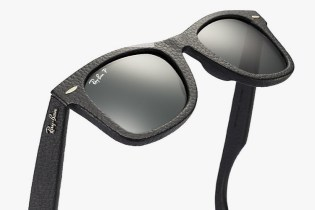 Ray-Ban Wayfarer Leather Edition