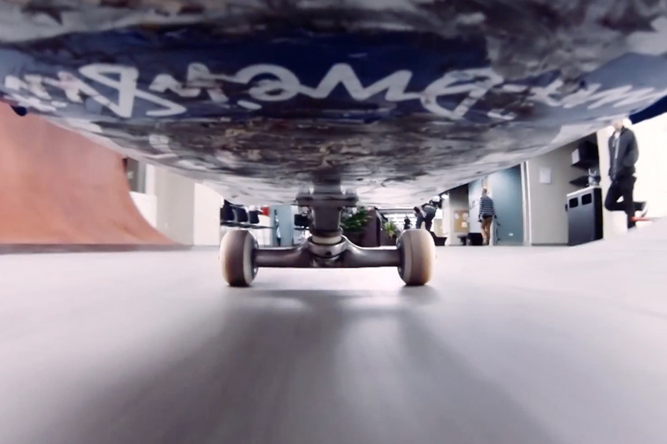 Red Bull Daily Grind Teaser Video